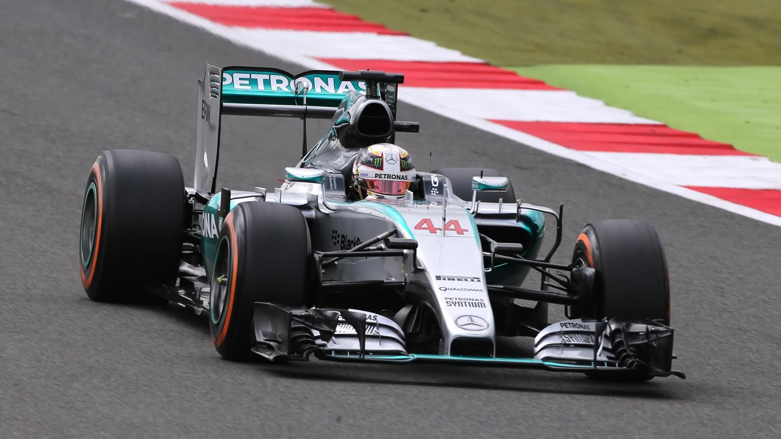 Mercedesa najhitrejša na prvem treningu
