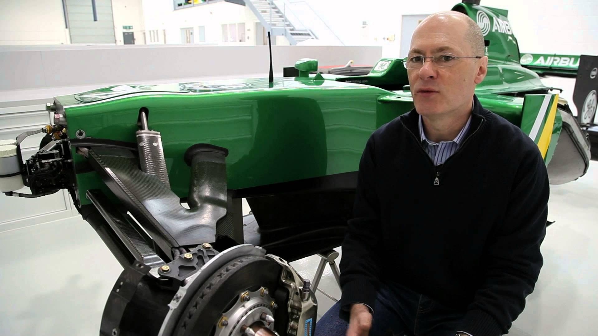 Sauber imenoval Smitha kot tehničnega direktorja