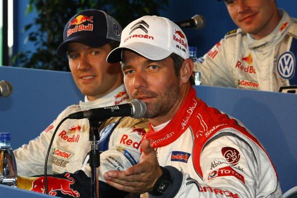 Bo Loeb lovil 10 naslov prvaka WRC?