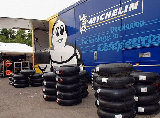 Michelin: Dirkači se naj prilagodijo gumam