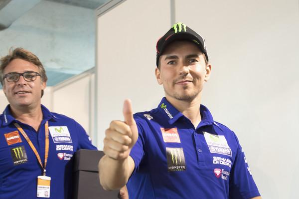 Lorenzo: Logično je, da bi Yamaha raje videla zmage Rossija