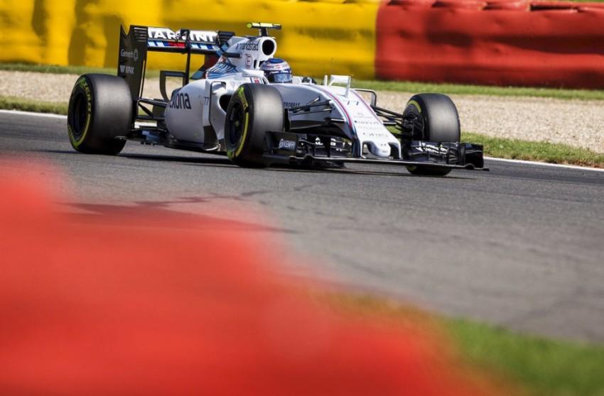 Williams se opravičil Bottasu