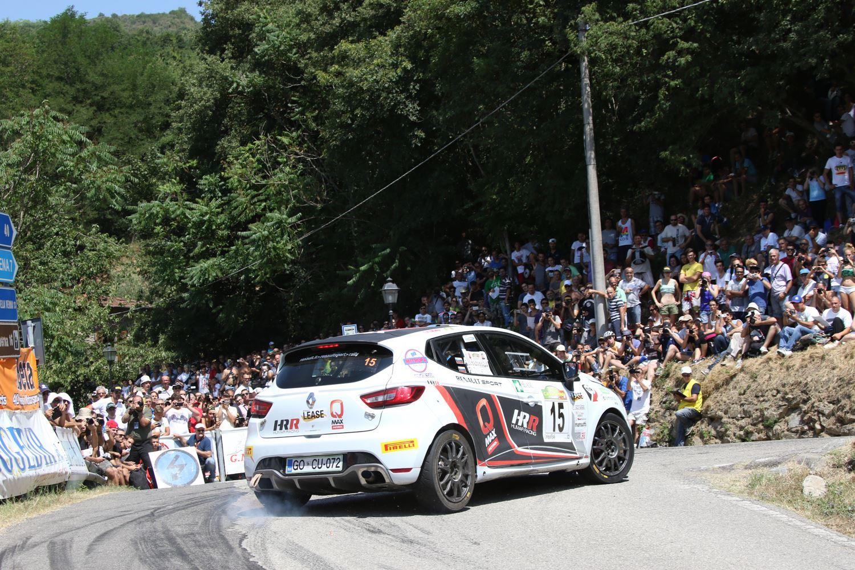 Državni reli prvak Aleks Humar začenja vročo dirkaško jesen v Italiji