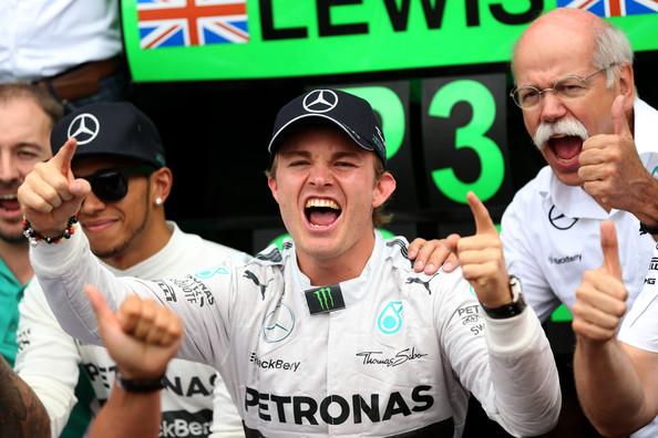 Mercedes: Hamiltonov naslov ni zagotovljen
