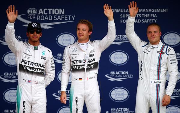 Rosbergu kvalifikacije na Japonskem