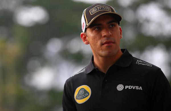 Maldonado zapušča moštvo Lotus