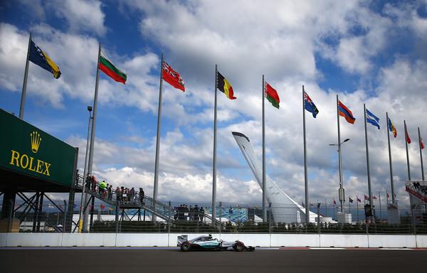 VN Rusije – Rosberg prvi na dirko