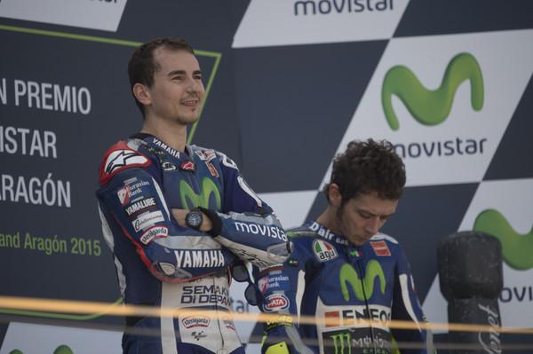 Lorenzo želel sodelovati na Rossijevem zaslišanju