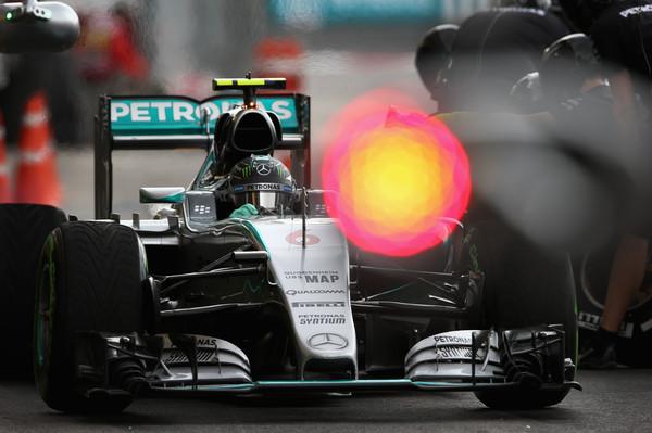 Rosberg najhitrejši tudi na zadnjem treningu