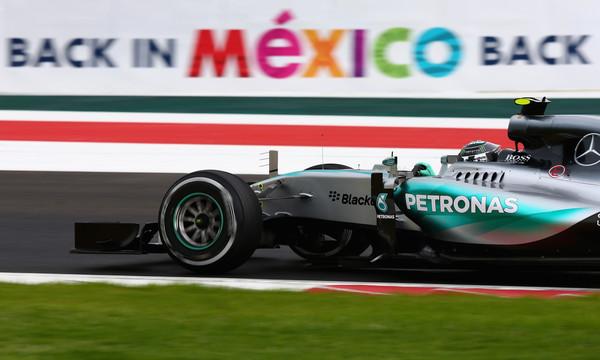 Mehika ostala brez dirke F1