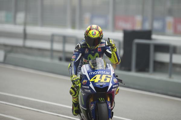 Rossi: Marquez me je stal naslova!