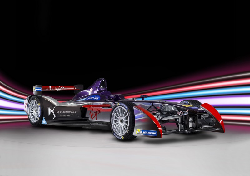 DS Virgin racing nared za začetek druge sezone formule E