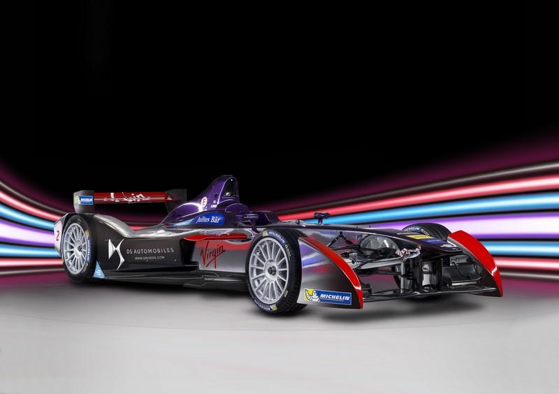 DS Virgin racing nared za začetek druge sezone formule E