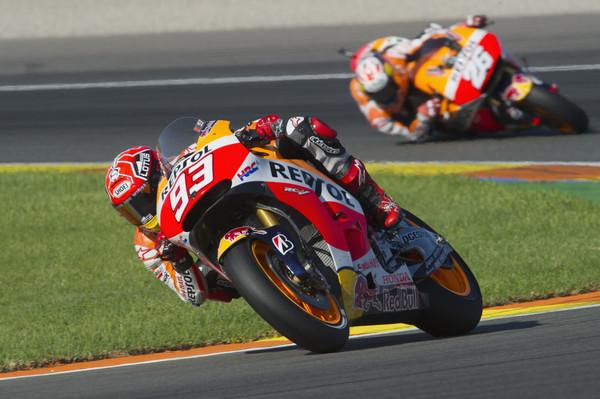 Marquez prva testiranja za 2016 končal na vrhu