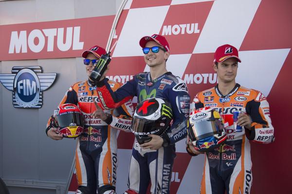 Lorenzo Rossija premagal na vseh področjih