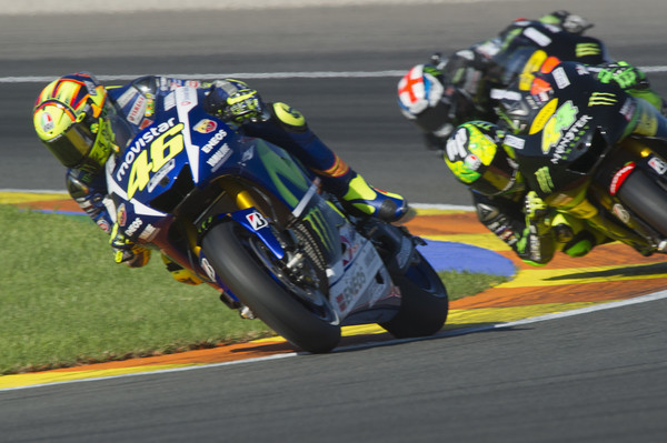 Valencia na koledarju MotoGP do 2021