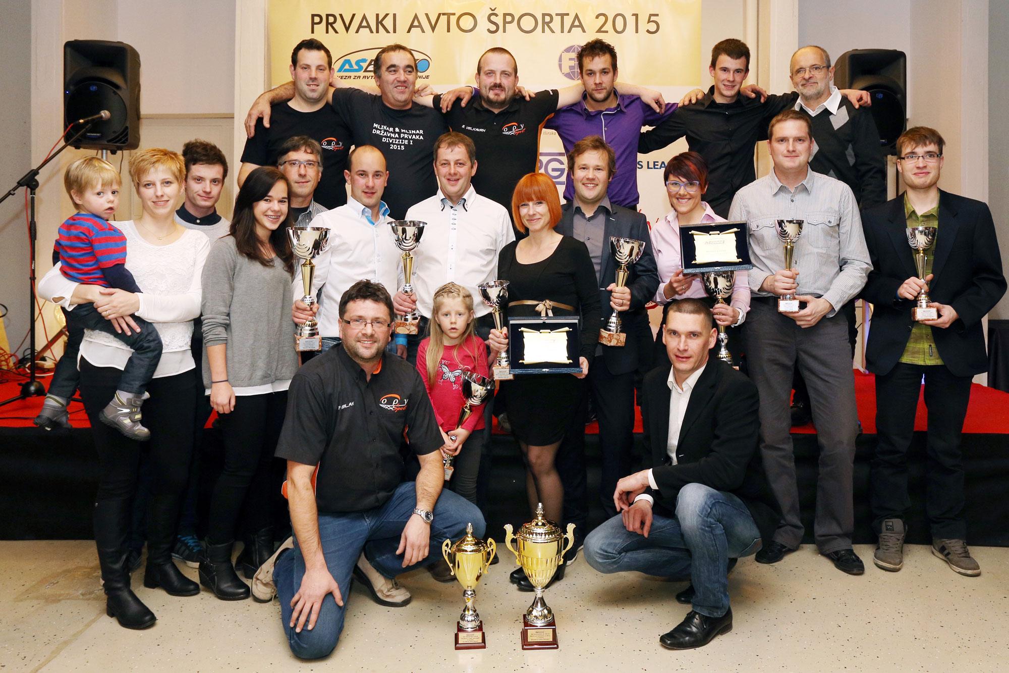 Odlična sezona za OPV Šport in dva naslova državnih prvakov