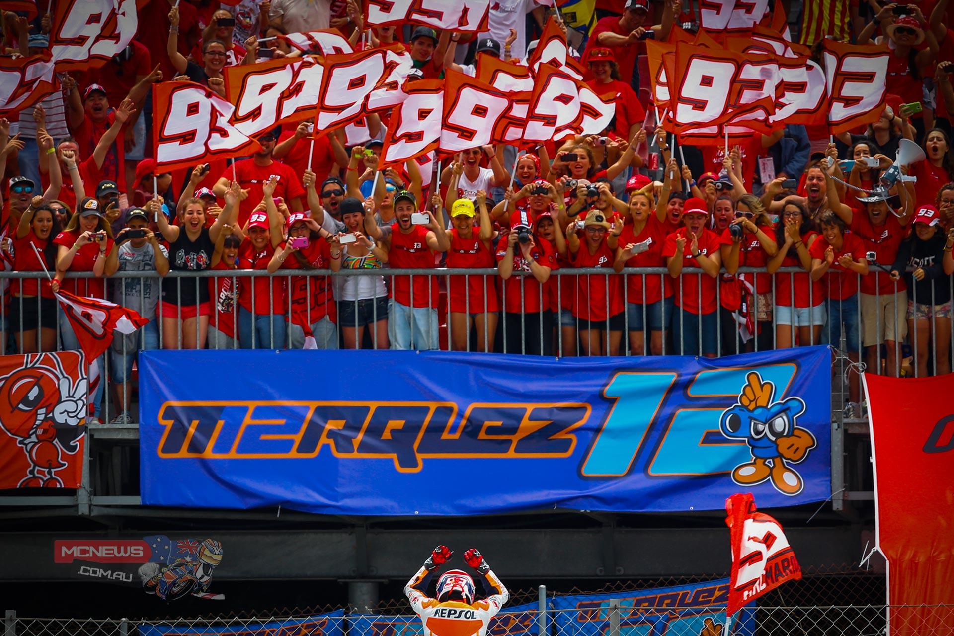 Brata Marquez prekinila sodelovanje z Rossijevo VR46