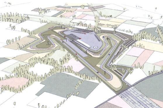 Novo dirkališče blizu Vidma?