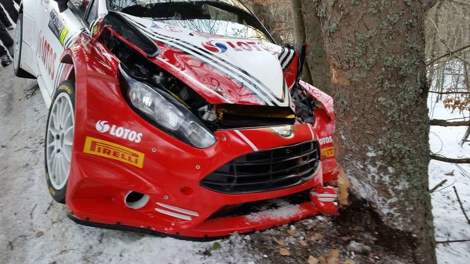 VIDEO: Nesreča Roberta Kubice v Monte Carlu
