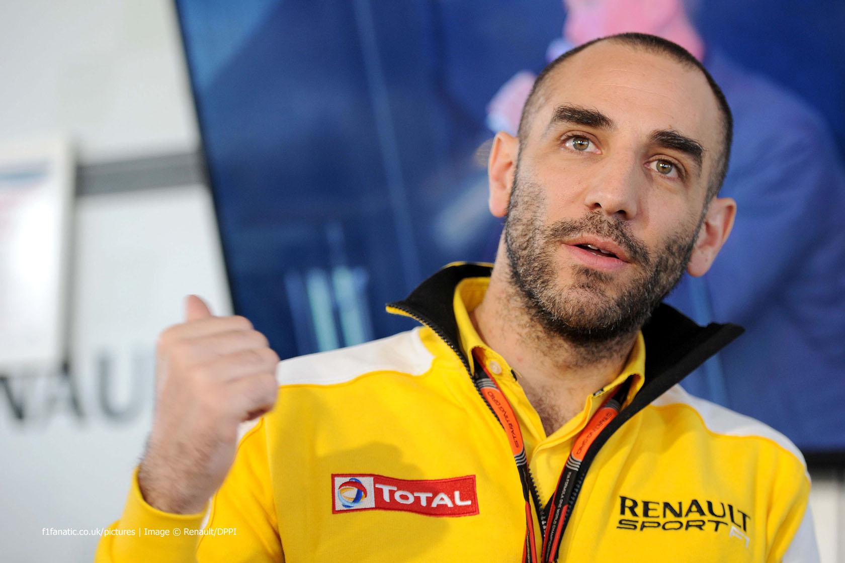 Renault zavrača očitke Red Bulla