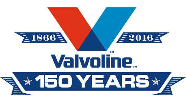 150 let motornih olj Valvoline