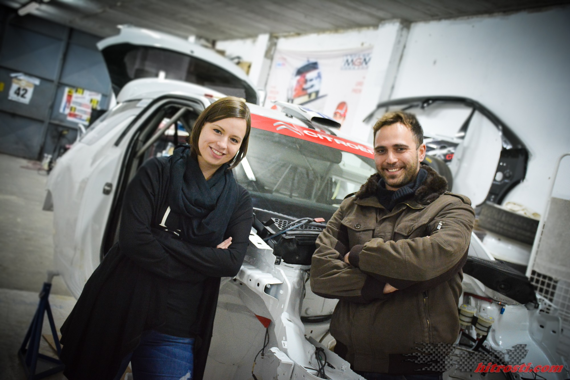 Grega Premrl in Anja Verbič bosta v novi sezoni združila moči