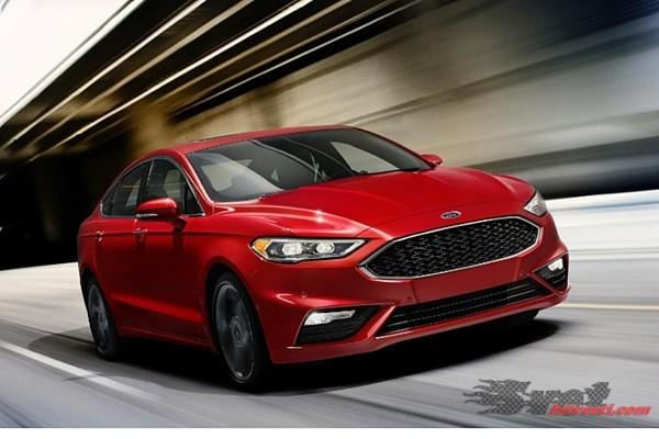 Fordova tehnologija za preskakovanje lukenj v cestah