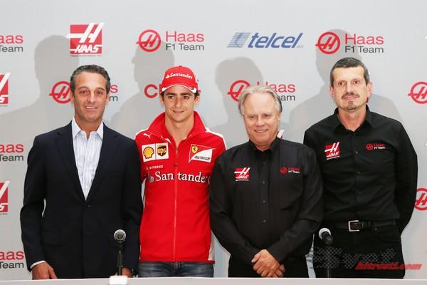Haas bo na prvih testiranjih nabiral kilometre