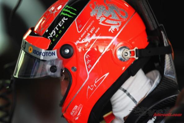 Michael Schumacher: Za legendo F1 je dobro poskrbljeno