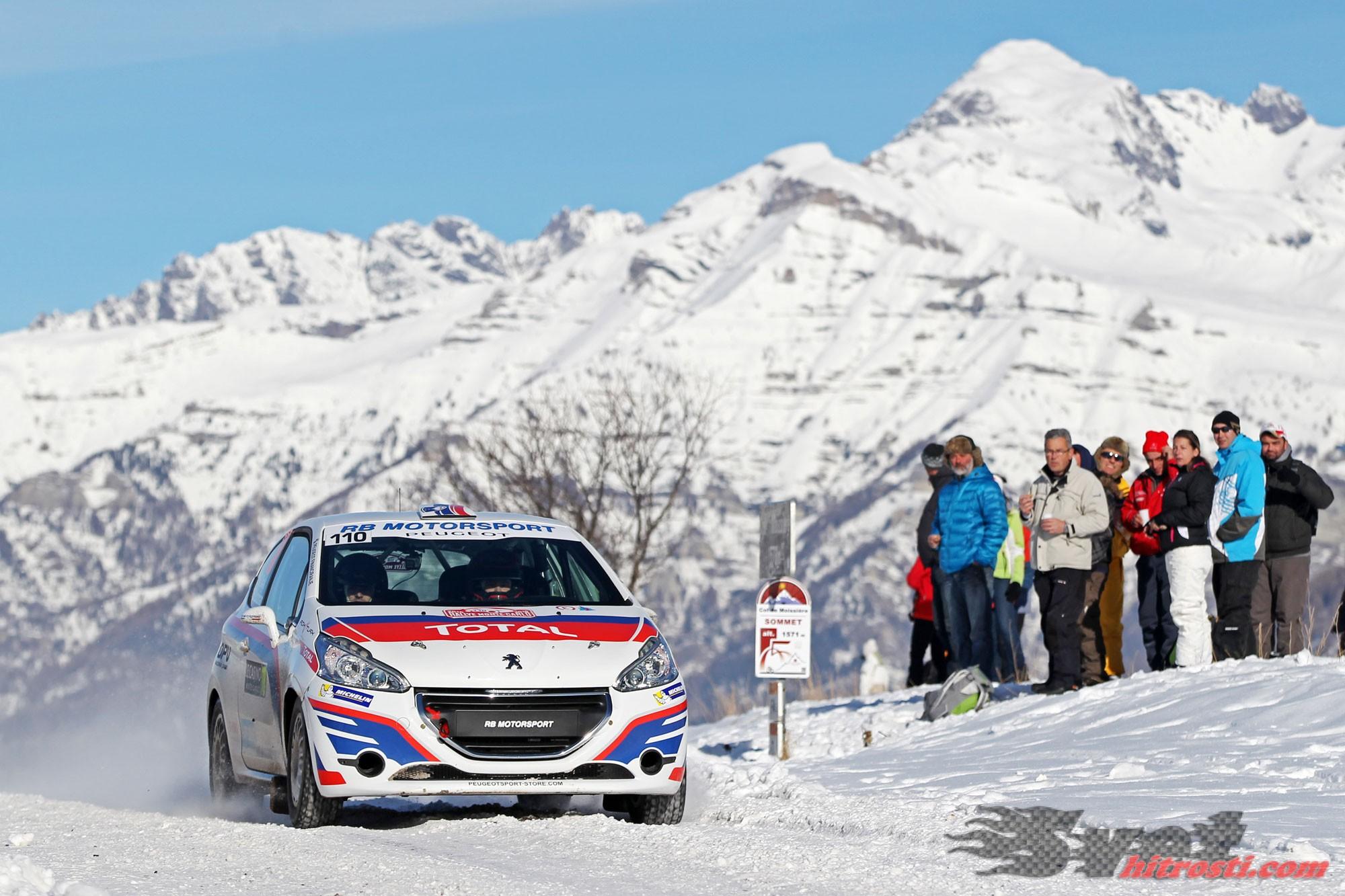 Zabavni trenutki rallyja Monte-Carlo