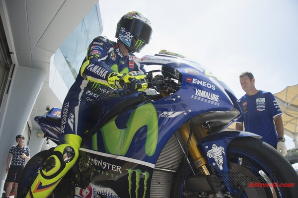 Rossi: Michelinove gume mi pomagajo
