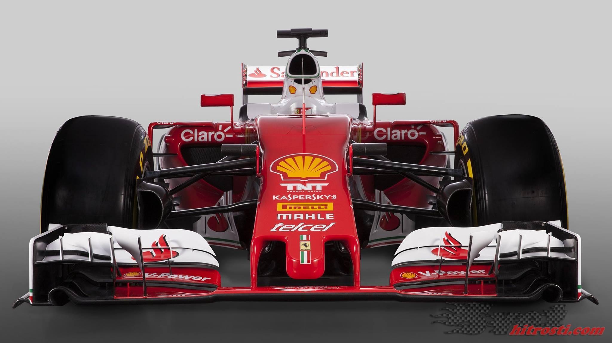 Ferrari predstavil letošnji dirkalnik