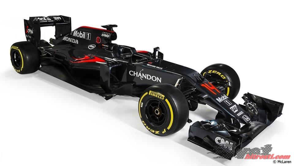 Predstavljamo vam letošnjo McLaren Hondo MP4/31