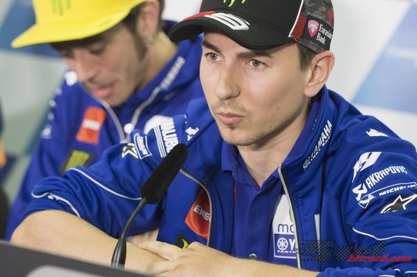 Lorenzo: Tudi zmaga Honde je mogoča