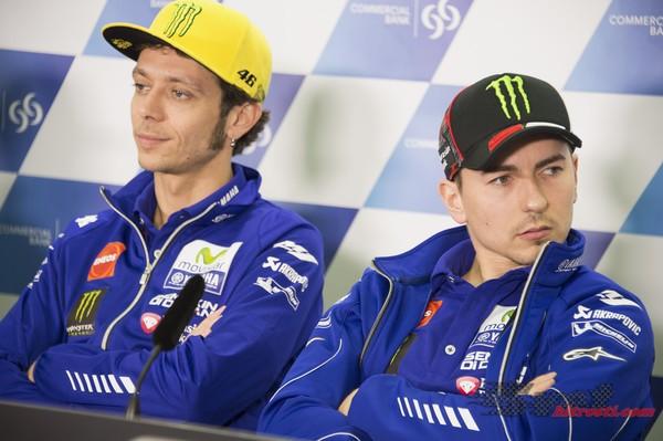 Rossi: Lorenzo nima jajc za prestop k Ducatiju!