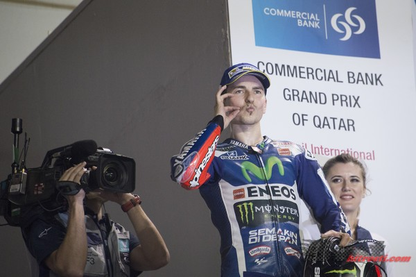 """Lorenzo je dobil """"super ponudbo"""" Ducatija"""