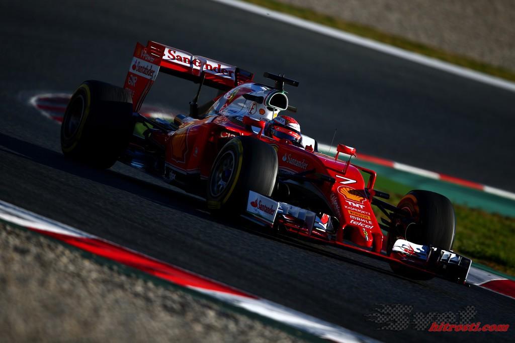 Ferrari podaljšal sodelovanje z Raikkonenom
