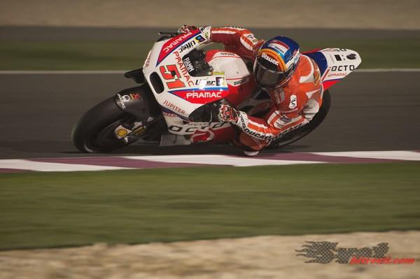 Ducati izbral zamenjavo za Petruccija