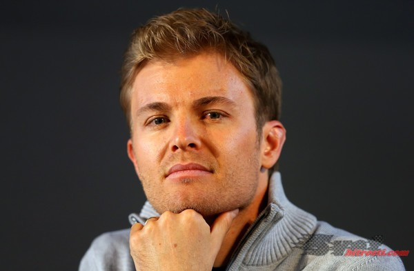 Rosberg: Pripravljen sem na naslov svetovnega prvaka