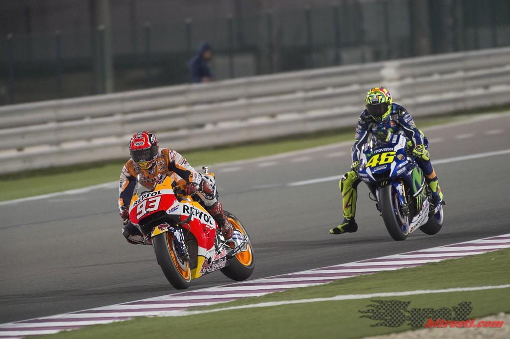 Rossi: Bil sem prepočasen za več kot četrto mesto