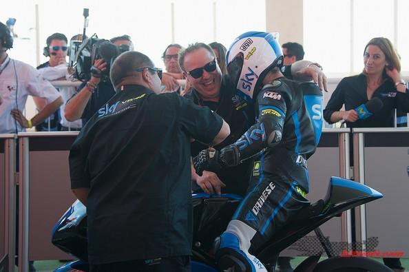 Rossi zanikal govorice o lastni ekipi v MotoGP