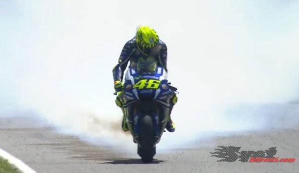 Rossi: Vem, da sem lahko hiter