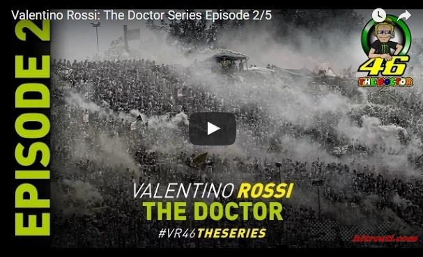Valentino Rossi: The Doctor, 2. del serije
