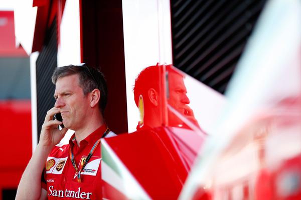 Allison zapustil Ferrari, Brawn na poti v Nemčijo