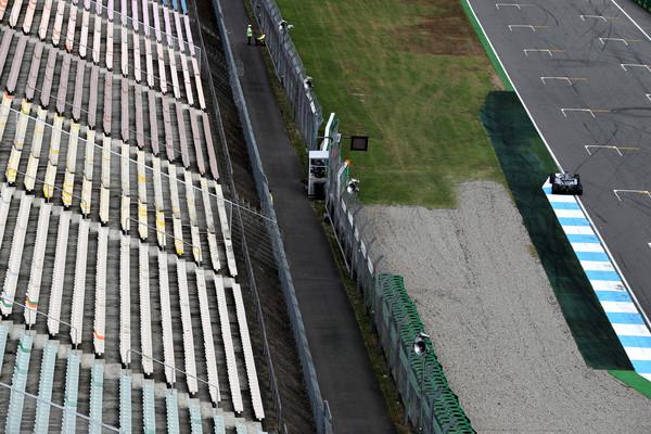 Vreme in zadnji dirkaški vikend pred poletno pavzo