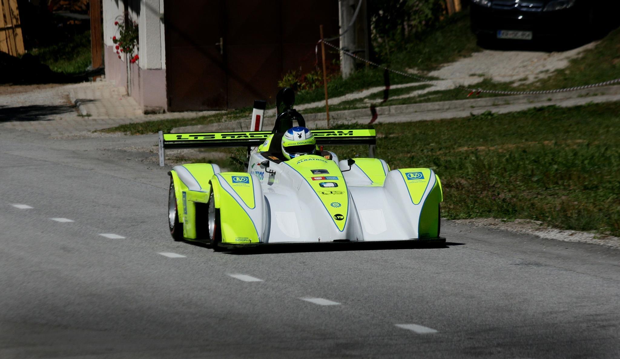 V tretji trening vožnji danes padel rekord proge med turnimi vozili!