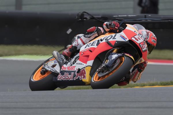 Marquez napovedal napad na domačo zmago