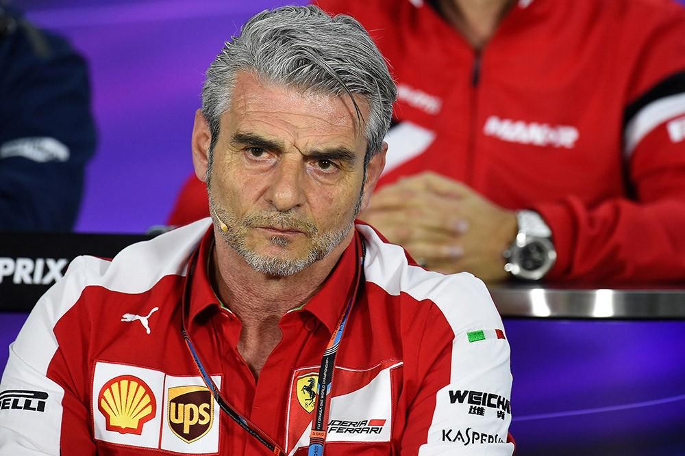 Arrivabene prva žrtev Ferrarijevega poloma