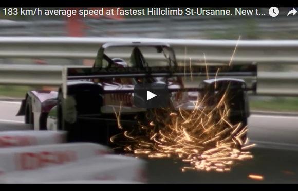 VIDEO: Rekordna vožnja Faggiolija s 183km/h!